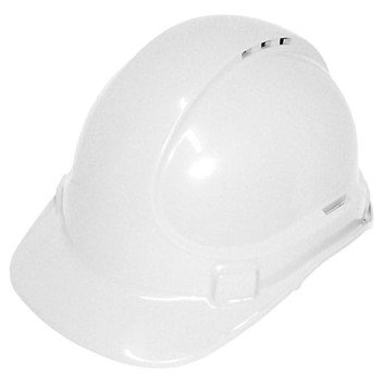 HARD HAT VENTED WHITE TA570