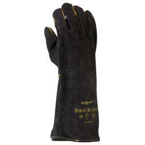 GLOVE WELDING BLACK GOLD 16IN 400MM