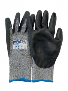 GLOVE HUNTER CUT 5 NITRILE VP