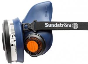HALF MASK SUNDSTROM SR100 CRADLE HARNESS MED/LGE