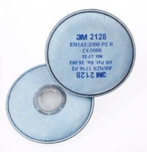 FILTER 3M GP2 OZONE & NUISANCE PAIR