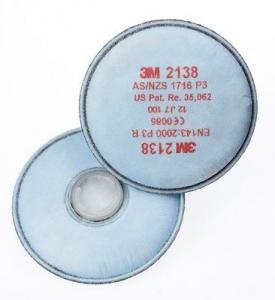 FILTER 3M GP2/GP3 OZONE & NUISANCE
