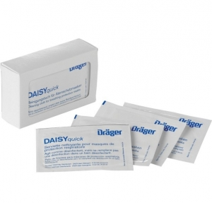 DRAGER DAISY QUICK CLEAN CLOTH PK10