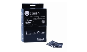 BOLLE LENS WIPES DISPENSER B CLEAN BX100