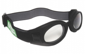 GOGGLE CLEAR FLEXIFOLD A/F