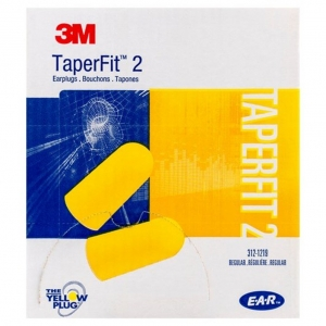 EARPLUG TAPERFIT CL5 UNCORDED REGULAR (200)