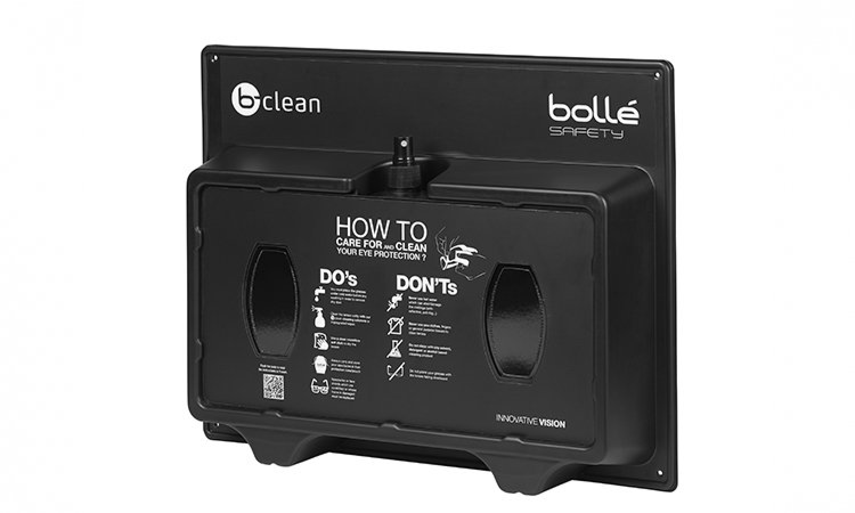 BOLLE SPEC CLEANING STATION PLASTIC