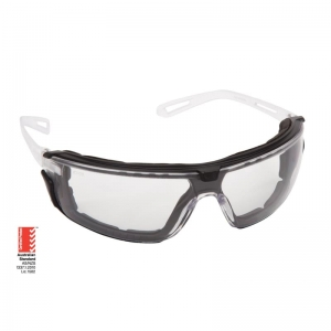 SPEC FORCE 360 AIR-G CLEAR WITH GASKET