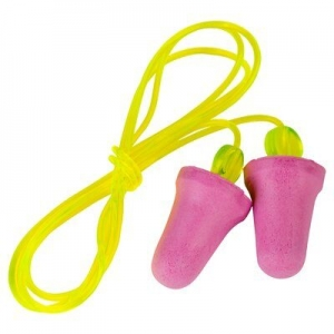 EARPLUG 3M NO TOUCH CORDED CL4 25DB