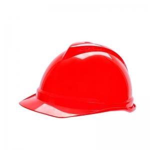HARD HAT V-GARD RED