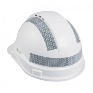 HARD HAT VENTED WHITE TA570 WITH REF