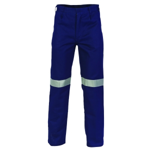 TROUSERS DRILL 3M REF NAVY