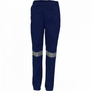 TROUSERS LADIES COTTON DRILL W/REF