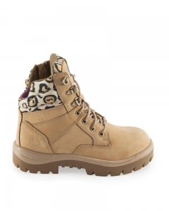 BOOT LADIES SOUTHERN CROSS ZIP JUNGLE