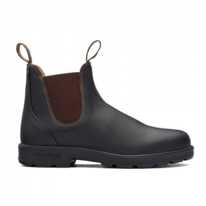 BLUNDSTONE NON SAFETY SLIP ON BROWN BOOT