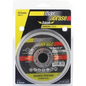DISC GRINDING SS SERIES 100 X 6.0MM