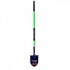 SHOVEL PLUMBER FIBRE GLASS HANDLE