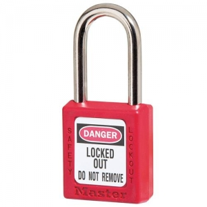 LOCK MASTERV RED KEYED