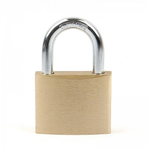 PADLOCK BRASS BODY 40MM
