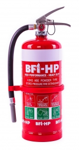 FIRE EXTINGUISHER ABE DCP 4.5KG WITH WALL BRACKET