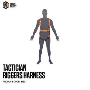 HARNESS LINQ TACTICIAN RIGGERS M-L