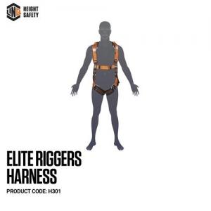 HARNESS LINQ ELITE RIGGERS STANDARD M-L
