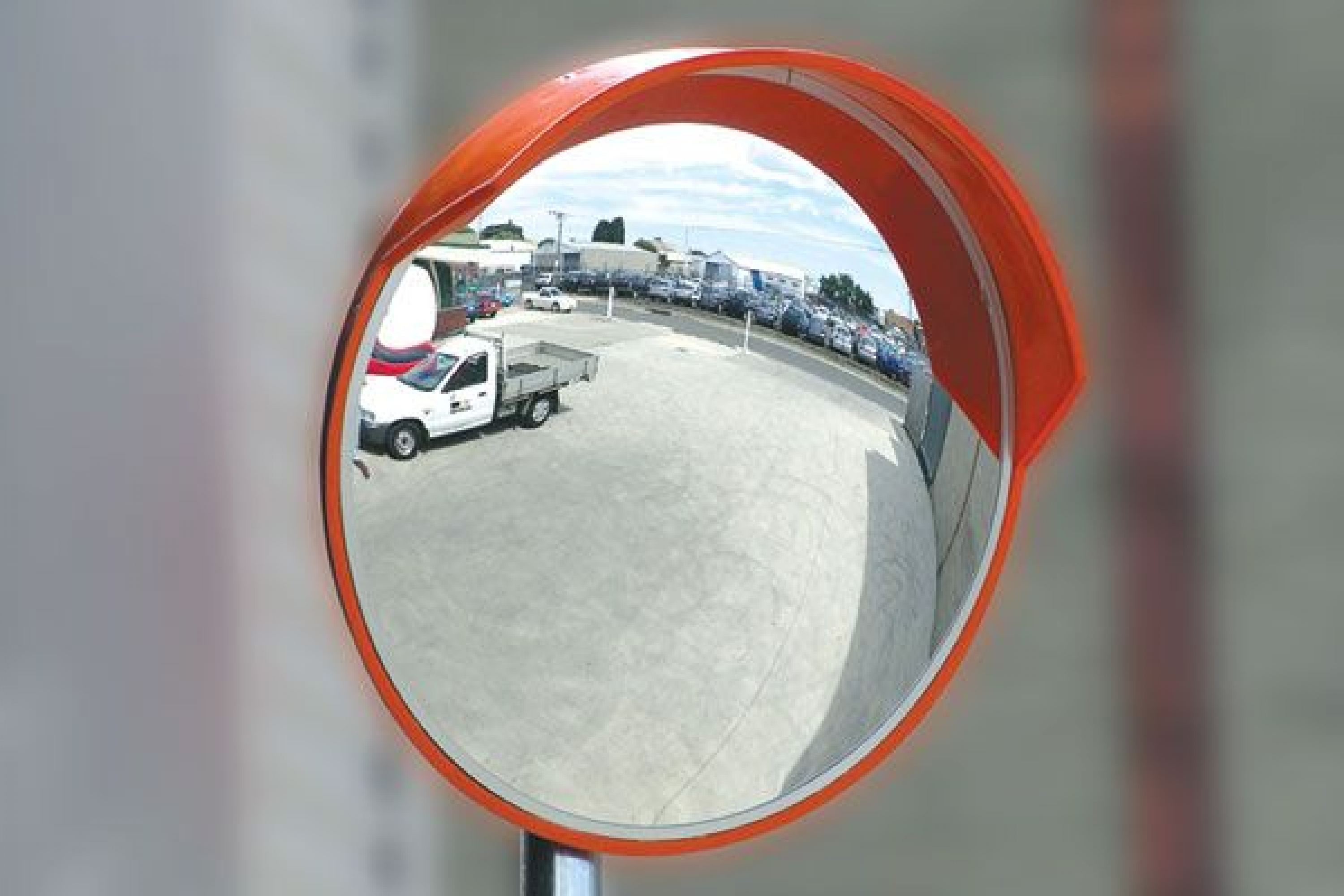 MIRROR CONVEX OUTDOOR 1000MM