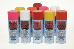 PAINT ULTRACOLOR NON FLAM MINE MARK FLURO