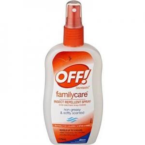 OFF SKINTASTIC SPRAY FAMILY CARE 175ML