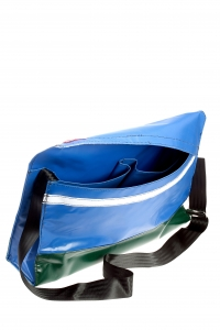 BAG VINYL BLUE/GREEN TOOL